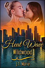 Cover for Heat Wave: Wildwood