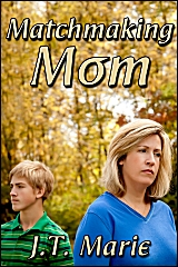 Cover for Matchmaking Mom